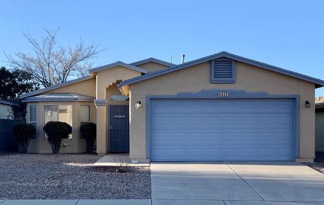 4527 Territorial Loop, Sierra Vista, AZ 85635 (MLS #6039347) :: Revelation Real Estate