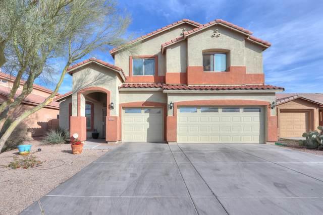 46126 W Amsterdam Road, Maricopa, AZ 85139 (MLS #6039368) :: Yost Realty Group at RE/MAX Casa Grande