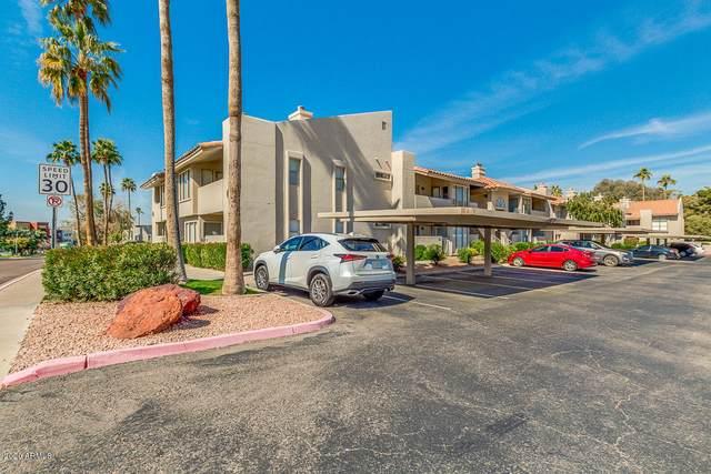 1840 E Morten Avenue #139, Phoenix, AZ 85020 (MLS #6039370) :: Nate Martinez Team