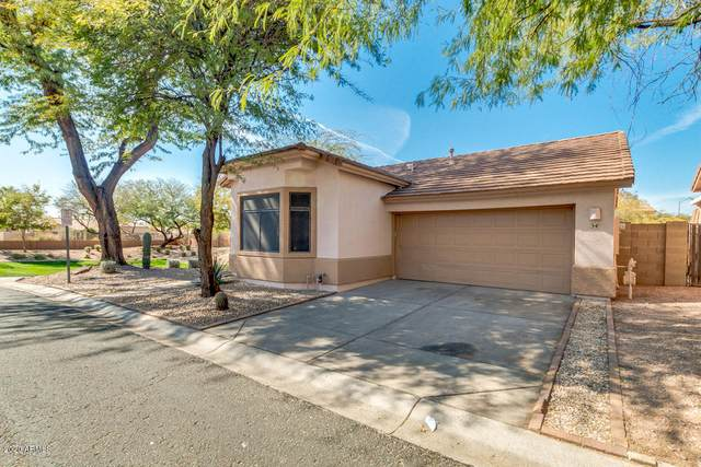 6730 E Preston Street #34, Mesa, AZ 85215 (MLS #6039373) :: Riddle Realty Group - Keller Williams Arizona Realty