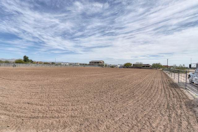 21310 W Leisure Lane, Wittmann, AZ 85361 (MLS #6039375) :: Devor Real Estate Associates