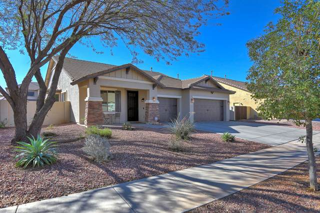 14065 W Dahlia Drive, Surprise, AZ 85379 (MLS #6039379) :: Riddle Realty Group - Keller Williams Arizona Realty