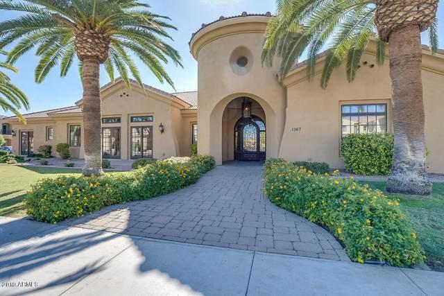 1367 S Country Club Drive #1094, Mesa, AZ 85210 (MLS #6039380) :: Relevate | Phoenix