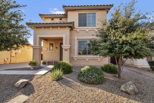 1747 W Seagull Court, Chandler, AZ 85286 (MLS #6039392) :: Lifestyle Partners Team