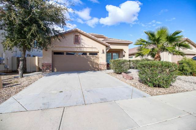 25834 W Pleasant Lane, Buckeye, AZ 85326 (MLS #6039401) :: Conway Real Estate