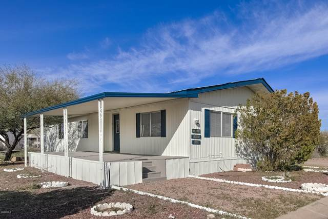 14230 S Padres Road, Arizona City, AZ 85123 (MLS #6039421) :: CC & Co. Real Estate Team