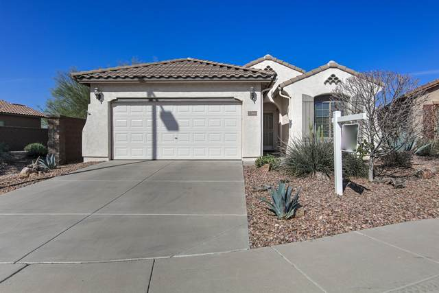 2360 N Brigadier Drive, Florence, AZ 85132 (MLS #6039428) :: Kortright Group - West USA Realty