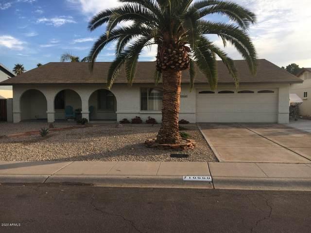 10500 E Clinton Street, Scottsdale, AZ 85259 (MLS #6039430) :: The Daniel Montez Real Estate Group