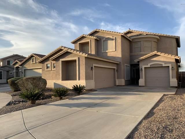 5774 W T Ryan Lane, Laveen, AZ 85339 (MLS #6039433) :: The Property Partners at eXp Realty