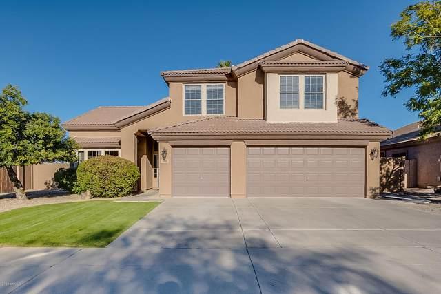 3119 S Valle Verde Circle, Mesa, AZ 85212 (MLS #6039457) :: Brett Tanner Home Selling Team