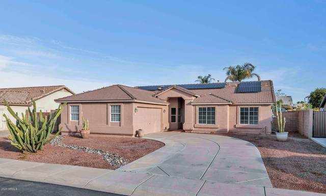 10770 W Quail Avenue, Sun City, AZ 85373 (MLS #6039479) :: Brett Tanner Home Selling Team