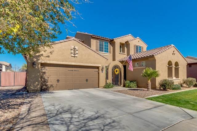 3060 E Baars Avenue, Gilbert, AZ 85297 (MLS #6039513) :: Lux Home Group at  Keller Williams Realty Phoenix