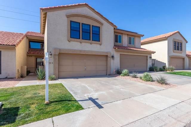 13814 S 41ST Place, Phoenix, AZ 85044 (MLS #6039520) :: The Ramsey Team