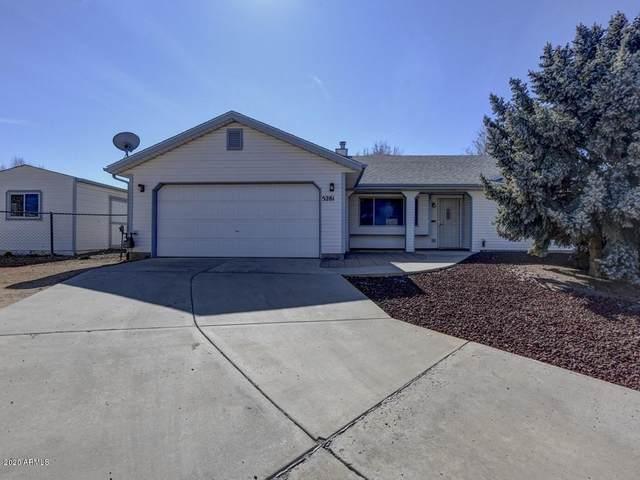5281 N Hondo Circle, Prescott Valley, AZ 86314 (MLS #6039536) :: Lucido Agency