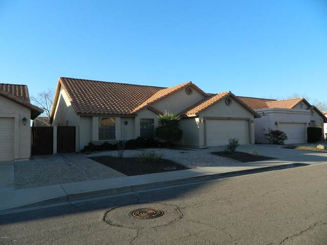 2709 E Rockledge Road, Phoenix, AZ 85048 (MLS #6039554) :: The Daniel Montez Real Estate Group