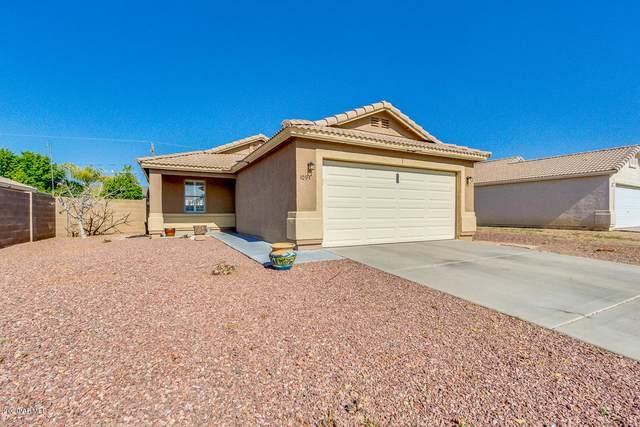 1094 W Rosal Avenue, Apache Junction, AZ 85120 (MLS #6039569) :: Yost Realty Group at RE/MAX Casa Grande