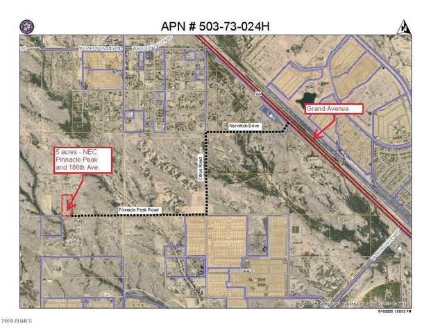 18600 W Pinnacle Peak Road, Surprise, AZ 85387 (MLS #6039572) :: REMAX Professionals