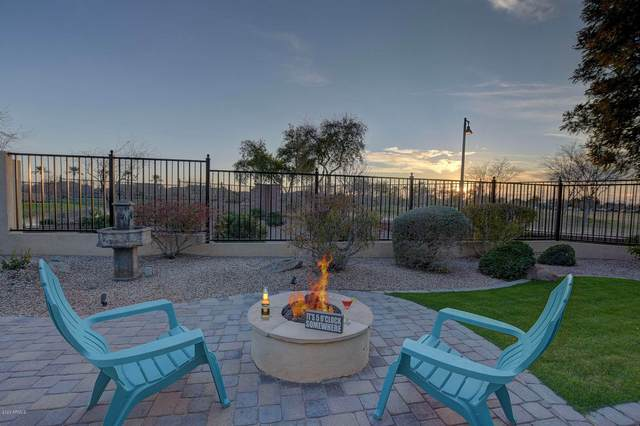 4700 S Fulton Ranch Boulevard #49, Chandler, AZ 85248 (MLS #6039583) :: Lifestyle Partners Team