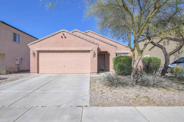 324 W Settlers Trail, Casa Grande, AZ 85122 (MLS #6039586) :: The W Group