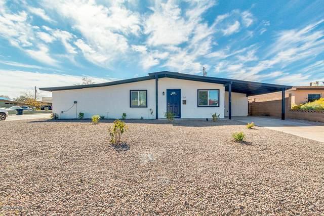 1919 W 2ND Place, Mesa, AZ 85201 (MLS #6039590) :: Keller Williams Realty Phoenix