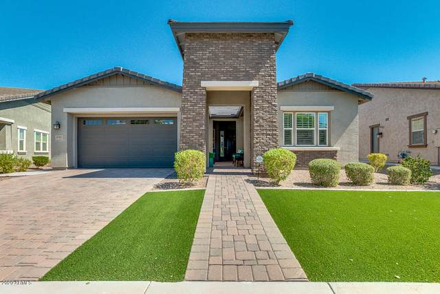 4703 N 206TH Drive, Buckeye, AZ 85396 (MLS #6039593) :: Brett Tanner Home Selling Team