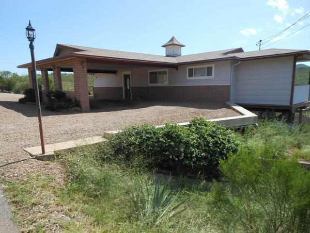 26 Cochise Trail, Bisbee, AZ 85603 (MLS #6039595) :: Keller Williams Realty Phoenix