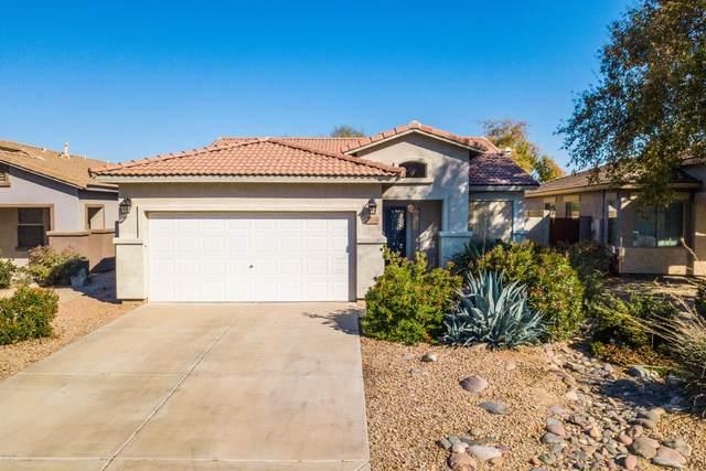 21362 E Puesta Del Sol Road, Queen Creek, AZ 85142 (MLS #6039596) :: CANAM Realty Group