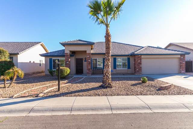 3663 E Whitehall Drive, San Tan Valley, AZ 85140 (MLS #6039599) :: The Laughton Team