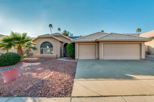 21322 N 64TH Avenue, Glendale, AZ 85308 (MLS #6039600) :: The Laughton Team