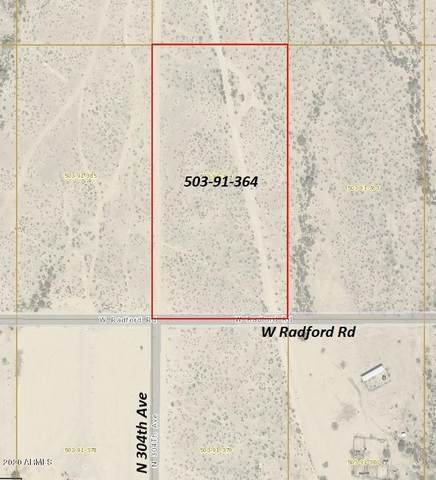 30398 W Radford Road, Wittmann, AZ 85361 (MLS #6039605) :: The Kenny Klaus Team