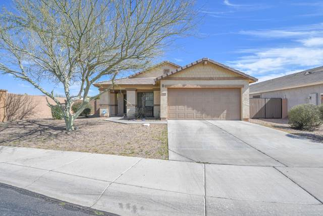1454 N Jamel Lane, Casa Grande, AZ 85122 (MLS #6039616) :: Conway Real Estate
