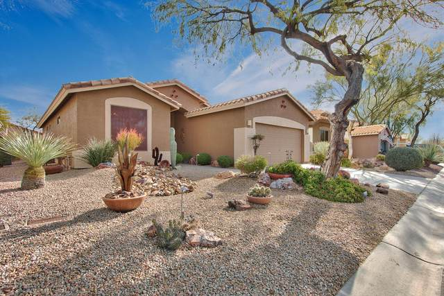 7522 E Palo Brea Drive, Gold Canyon, AZ 85118 (MLS #6039628) :: The Kenny Klaus Team