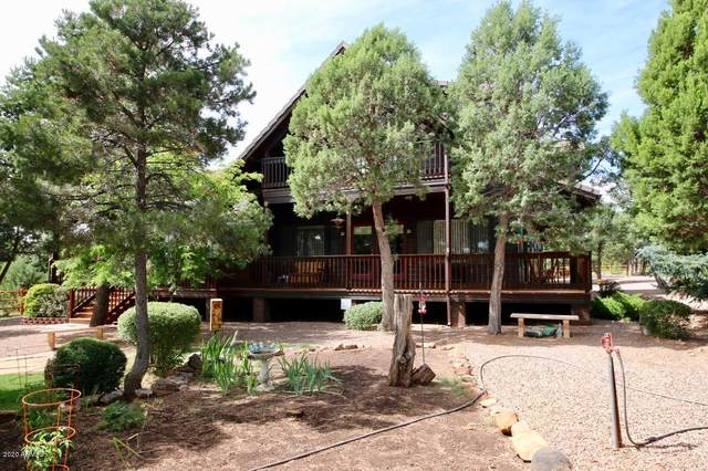 2752 Airpark Drive, Overgaard, AZ 85933 (MLS #6039645) :: Cindy & Co at My Home Group