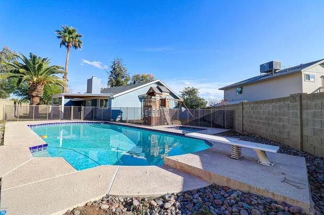 1626 W Brooks Street, Chandler, AZ 85224 (MLS #6039648) :: Lifestyle Partners Team