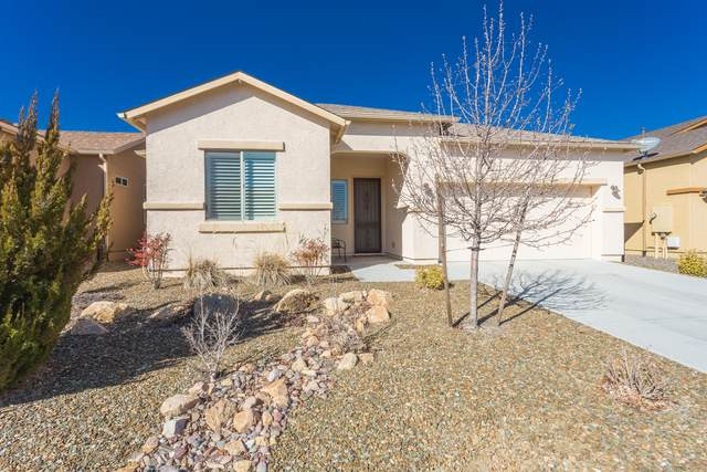 8168 N Ancient Trail, Prescott Valley, AZ 86315 (MLS #6039652) :: Cindy & Co at My Home Group