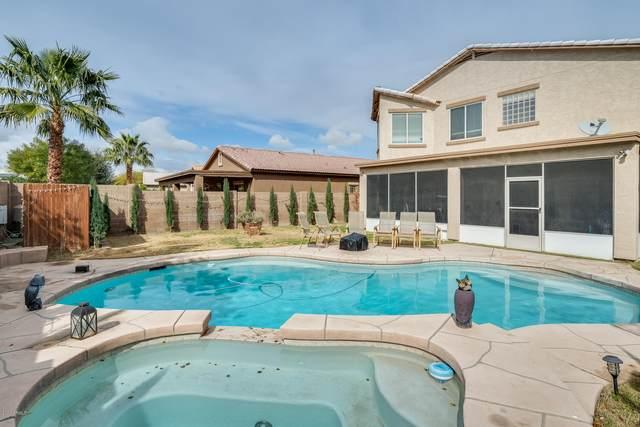 1097 E Canyon Trail, San Tan Valley, AZ 85143 (MLS #6039656) :: Yost Realty Group at RE/MAX Casa Grande