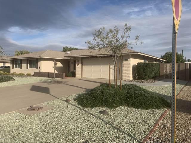 9505 W Burns Drive, Sun City, AZ 85351 (MLS #6039682) :: Homehelper Consultants
