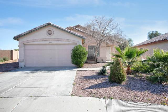 14235 N 150TH Avenue, Surprise, AZ 85379 (MLS #6039697) :: Revelation Real Estate