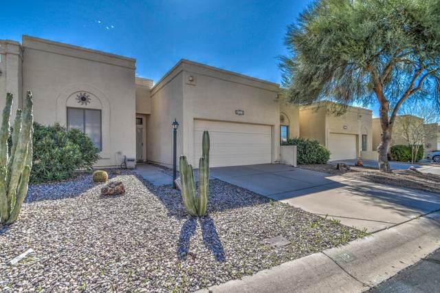 7006 E Jensen Street #112, Mesa, AZ 85207 (MLS #6039698) :: Cindy & Co at My Home Group