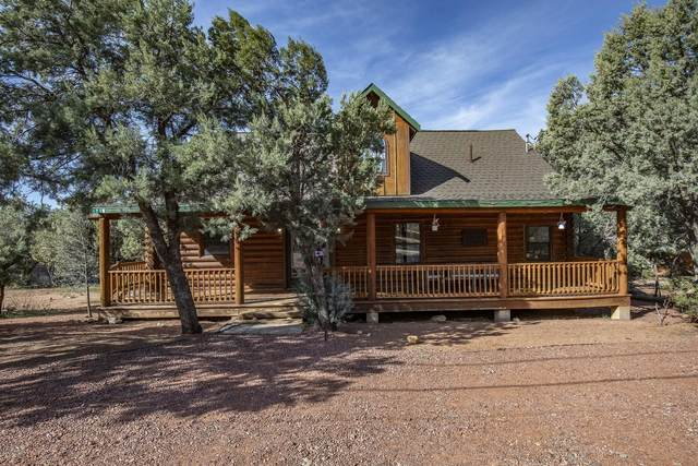 558 N Skunk Hollow Lane, Payson, AZ 85541 (MLS #6039716) :: Cindy & Co at My Home Group