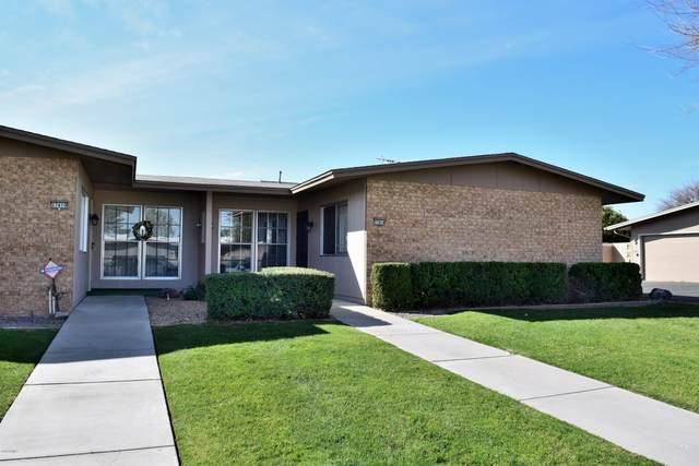 17414 N 99TH Drive, Sun City, AZ 85373 (MLS #6039720) :: Homehelper Consultants
