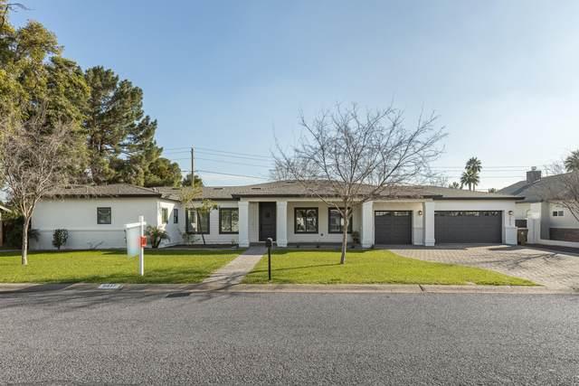 3617 E Hazelwood Street, Phoenix, AZ 85018 (MLS #6039722) :: The W Group