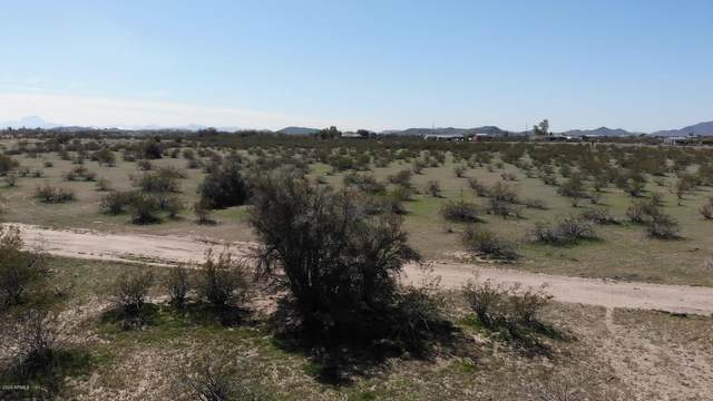 0 N 371 Avenue, Tonopah, AZ 85354 (MLS #6039733) :: Devor Real Estate Associates