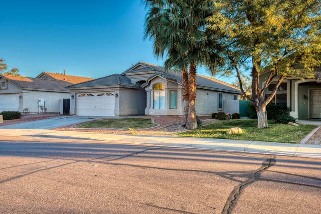 8517 E Monte Avenue, Mesa, AZ 85209 (MLS #6039736) :: Yost Realty Group at RE/MAX Casa Grande