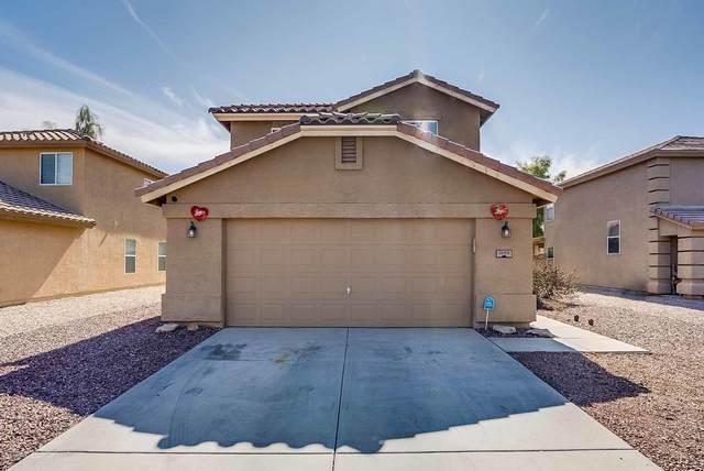 1655 W Wilson Avenue, Coolidge, AZ 85128 (MLS #6039742) :: Kortright Group - West USA Realty