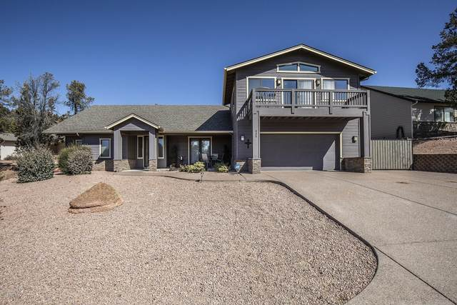 838 W Sherwood Drive, Payson, AZ 85541 (MLS #6039745) :: neXGen Real Estate