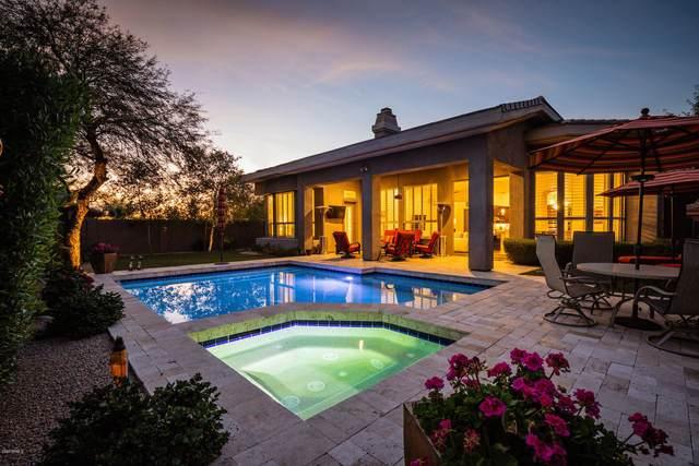 7921 E Tailfeather Lane, Scottsdale, AZ 85255 (MLS #6039751) :: Lucido Agency