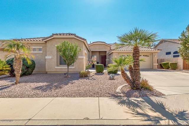 2281 E Indian Wells Drive, Chandler, AZ 85249 (MLS #6039752) :: The W Group