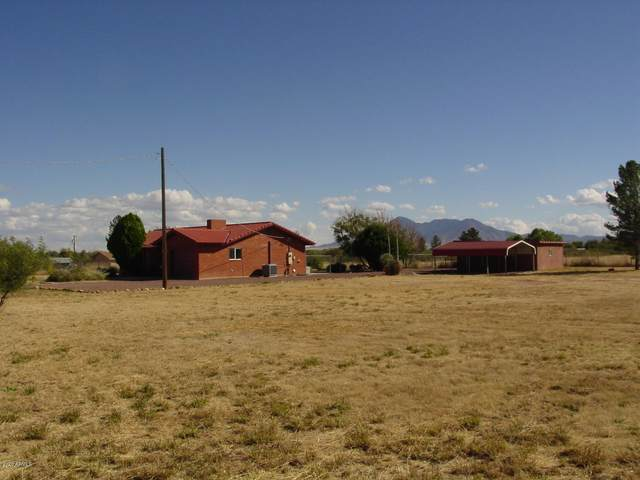 10616 E Waters Road, Hereford, AZ 85615 (MLS #6039756) :: Devor Real Estate Associates