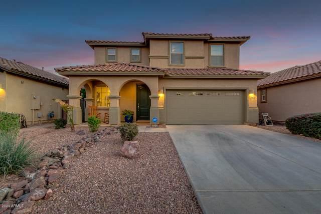 3909 E Blue Spruce Lane, Gilbert, AZ 85298 (MLS #6039771) :: Kepple Real Estate Group